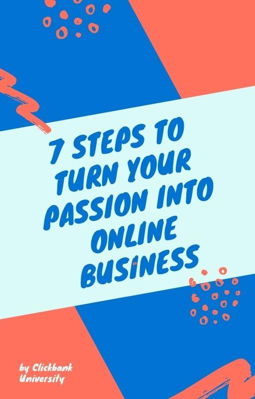 passion into profit ebook