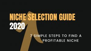 niche selection guide featured image
